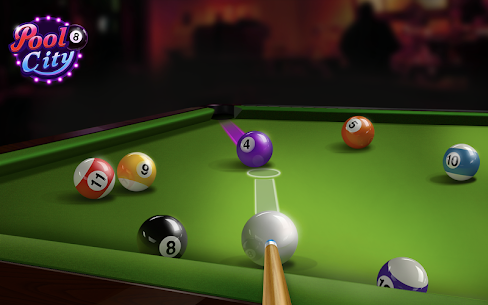 Pooking – Billiards City 8