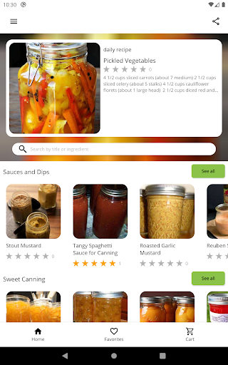 Foto do Canning Recipes