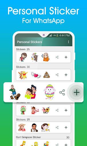 Sticker Maker Studio -Create Stickers for WhatsApp 1.1 Screenshots 5