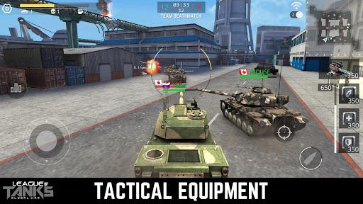 League of Tanks - Global War 2.5.1 screenshots 5