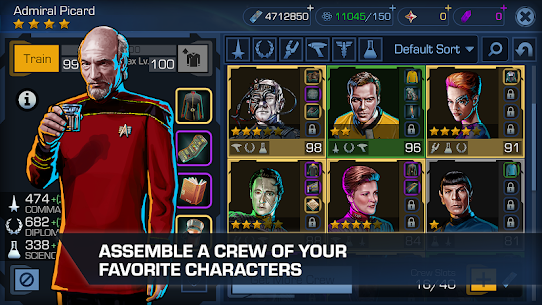Star Trek Timelines MOD Apk 7.6.3 (Unlimited Money) 2