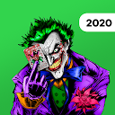 WAStickerApps - Joker Stickers For Whatsapp