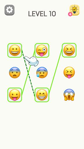 Emoji Puzzle: Emoji Match & Emoji Connect 1.0.7 screenshots 1