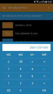 HVAC Calculator Lite