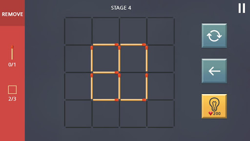 Matchstick Puzzle King  screenshots 3
