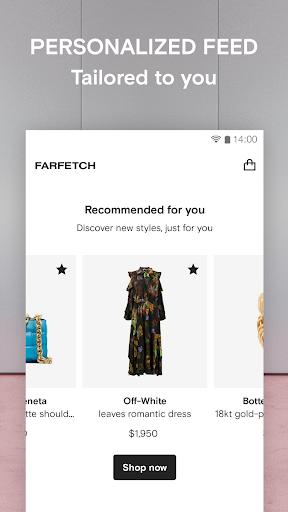 Farfetch - Shop Designer Clothing & Fall Fashion 4.4.1 Screenshots 4
