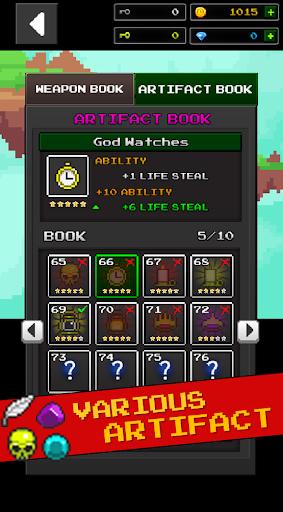 Dungeon x Pixel Hero 12.1.1 screenshots 4