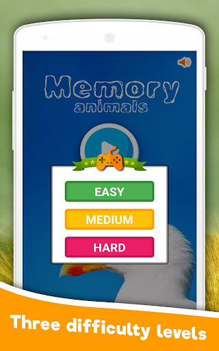 Memory Game: Animals android2mod screenshots 5