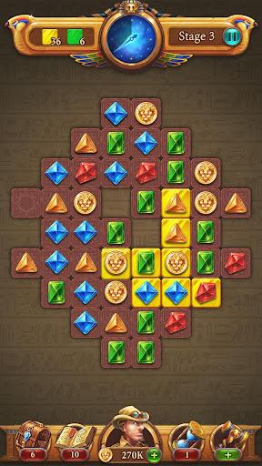 Gem Quest Hero 2 - Jewel Games Quest Match 3 android2mod screenshots 11