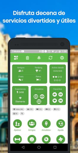 Apretaste: Comparte, Haz amigos, Habla libremente 7.1.0 Screenshots 1