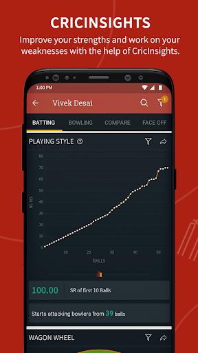 Cricket Scoring App | Live Score - CricHeroes apktram screenshots 5