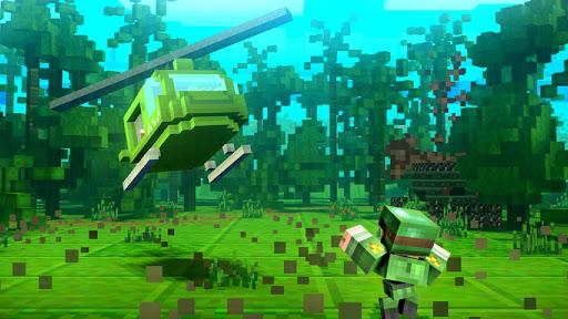 dustoff heli rescue for shield screenshot 1