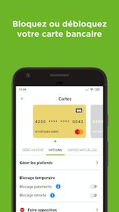 Fortuneo, mes comptes banque & bourse en ligne  Screenshots 5