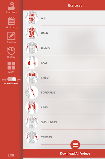 Fitness & Bodybuilding 2.7.9 Screenshots 20