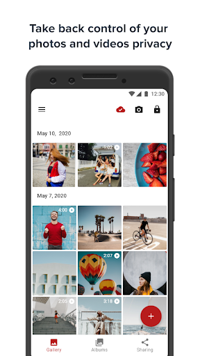 Stingle Photos - Secure photo gallery and sync 2.1.5 screenshots 1