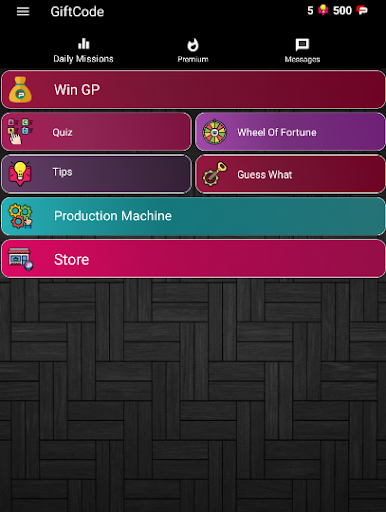 GiftCode - Free Game Codes android2mod screenshots 6