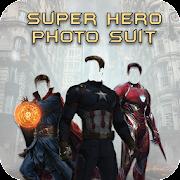 Super Hero Photo Editor Suit