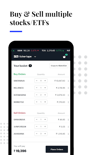 Tickertape - Indian stocks analysis & forecasts  screenshots 6