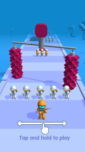 Gun Clash 3D: Imposter Battle 2.1.0 screenshots 1