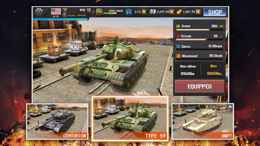 Furious Tank: War of Worlds 1.11.0 screenshots 23
