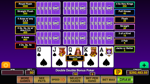 Video Poker Multi Pro Casino 1.7.1 screenshots 22