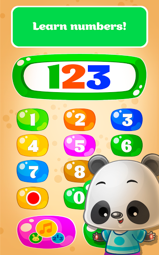 Babyphone - baby music games with Animals, Numbers 1.9.11 Screenshots 13