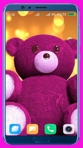 Teddy Bear Wallpaper Best 4K