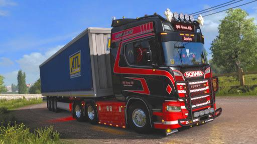 Euro Cargo Truck Simulator 2020 apkdebit screenshots 6