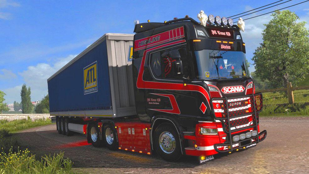Captura 7 de Euro Cargo Truck Simulator 2020 : Driving Master para android