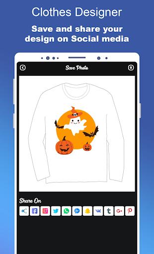 Clothes Designer | T-shirt Design & Clothes Maker 1.1.1 Screenshots 8