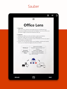 Microsoft Office Lens - PDF Scanner Capture d'écran