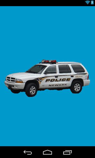 Police Cars for Kids - Siren  screenshots 1