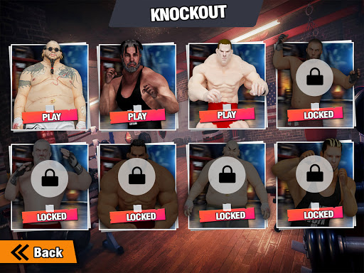 GYM Fighting Games: Bodybuilder Trainer Fight PRO  screenshots 9