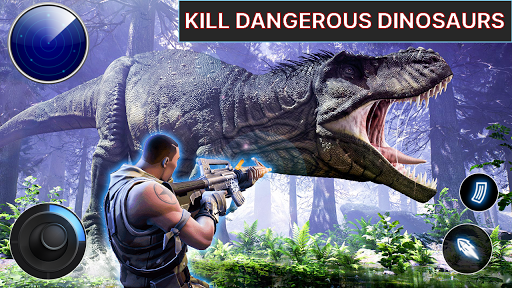 Dino Hunter - Wild Jurassic Hunting Expedition  screenshots 2