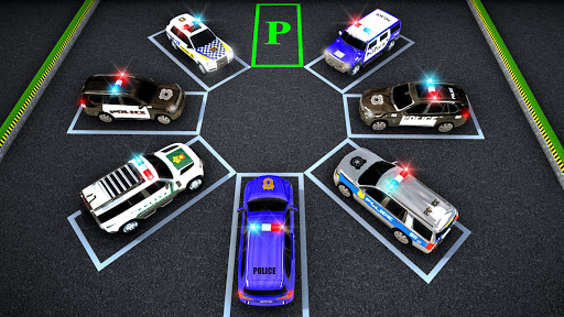 Advance Police Parking- New Games 2021 : Car games  screenshots 6