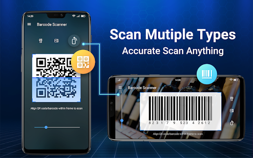 QR Code Scan & Barcode Scanner  screenshots 10
