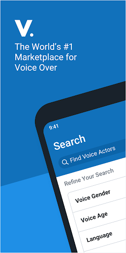 Voices.com modavailable screenshots 1