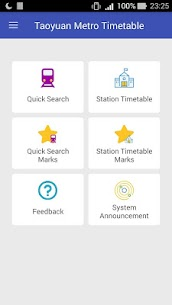 Taoyuan Metro Timetable  For Pc, Windows 10/8/7 And Mac – Free Download (2021) 1