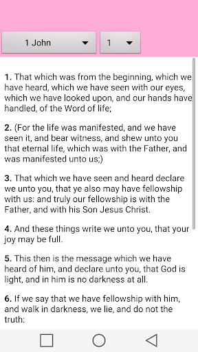 Holy Bible for Woman 43 screenshots 9