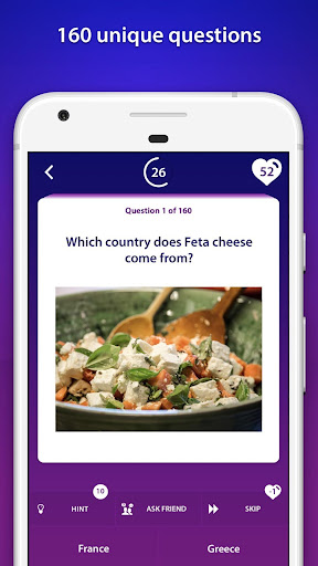 Food Quiz 5.0.4 screenshots 2