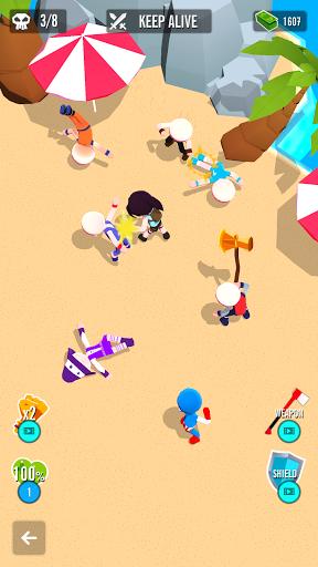 Stickman 3D - Street Gangster android2mod screenshots 4