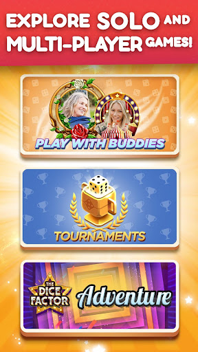 YAHTZEEu00ae With Buddies Dice Game 8.0.2 screenshots 2