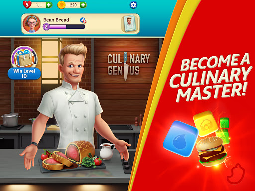 Gordon Ramsay: Chef Blast 1.8.0 screenshots 24