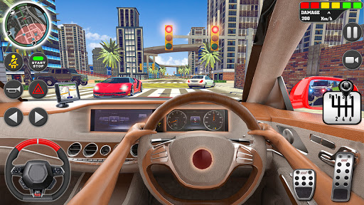 City Driving School Simulator: 3D Car Parking 2019 apkslow screenshots 10