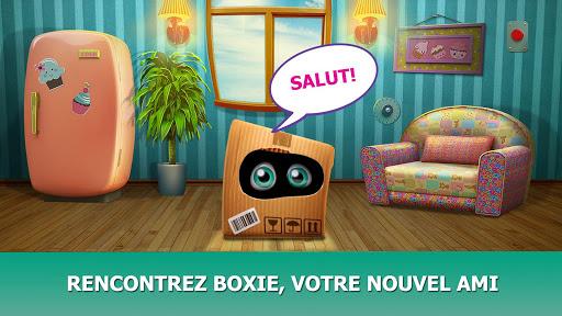 Télécharger Boxie: Objets cachés et puzzles apk mod screenshots 1