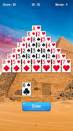 Pyramid Solitaire 1.3.160 screenshots 6