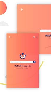 Private Browser Rabbit - The Incognito Browser Screenshot