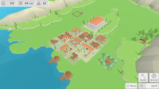 Age Builder Greece 1.04 screenshots 1