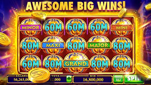 Thunder of Pyramid Slots - Free Casino 5.3 screenshots 2