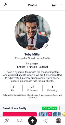Real Estate Messenger 3.1.3 Screenshots 5